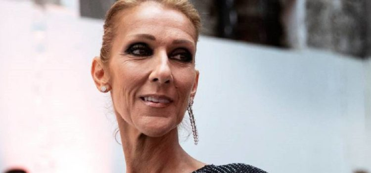"Celine Dion en su próxima gira ""Courage World Tour"""