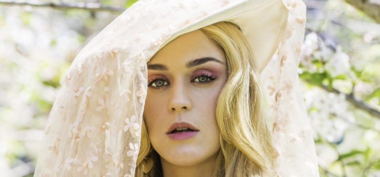 "Katy Perry estrena ""Never Really Over"""