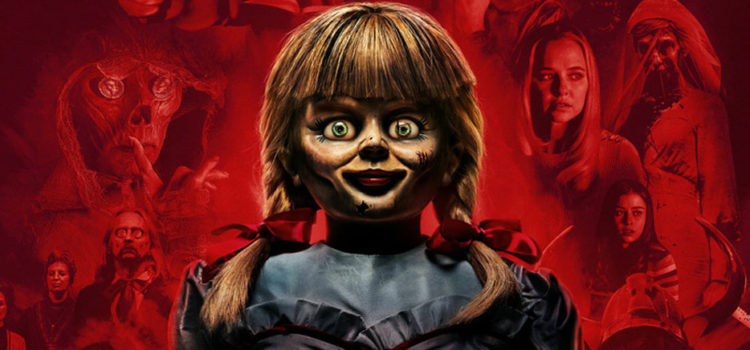 Annabelle 3: Comes Home